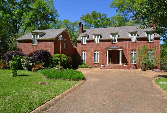 150 Montbrook Dr, Jackson, MS 39206 (MLS #329263) :: List For Less MS