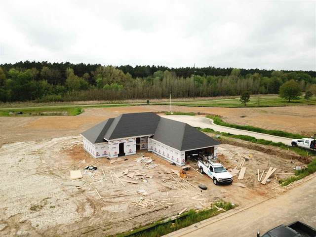 569 Westfield Dr, Pearl, MS 39208 (MLS #329276) :: List For Less MS