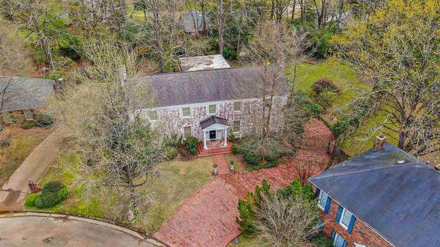 47 S Crownpointe Dr, Jackson, MS 39211 (MLS #329292) :: List For Less MS