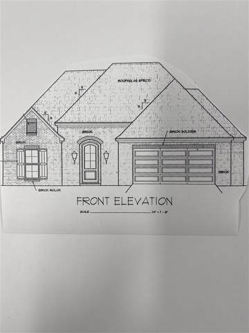 177 Nottinghill Pl, Canton, MS 39046 (MLS #329443) :: List For Less MS