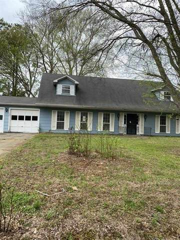 2027 Country Club Dr, Yazoo City, MS 39194 (MLS #329458) :: RE/MAX Alliance