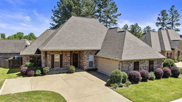 117 Grandeur Dr, Brandon, MS 39042 (MLS #329465) :: List For Less MS