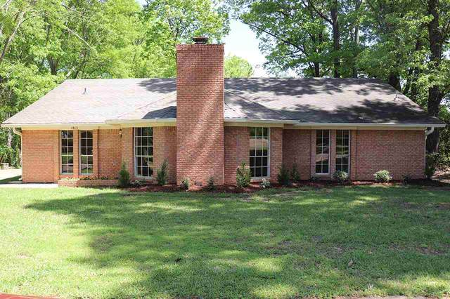 1813 Gloucester Pl, Clinton, MS 39056 (MLS #329476) :: RE/MAX Alliance