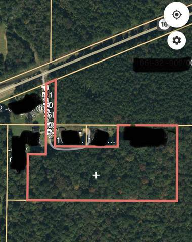 Parker Rd #00, Canton, MS 39046 (MLS #329477) :: RE/MAX Alliance