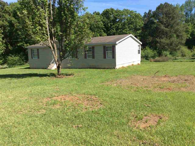 344 James Berry Rd, Magee, MS 39111 (MLS #329512) :: RE/MAX Alliance