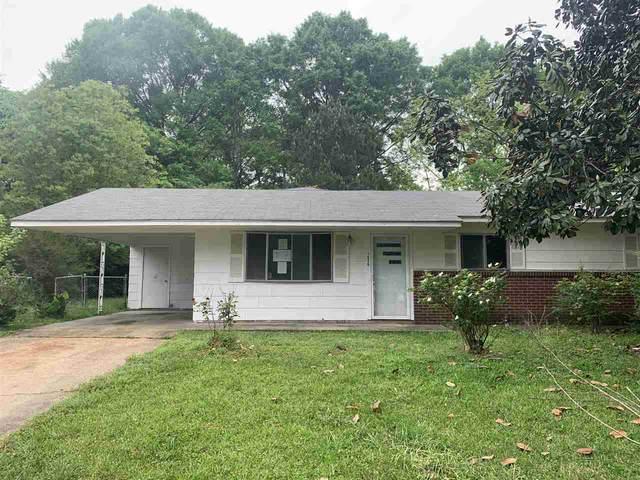 1056 Woodville Dr, Jackson, MS 39212 (MLS #329566) :: RE/MAX Alliance