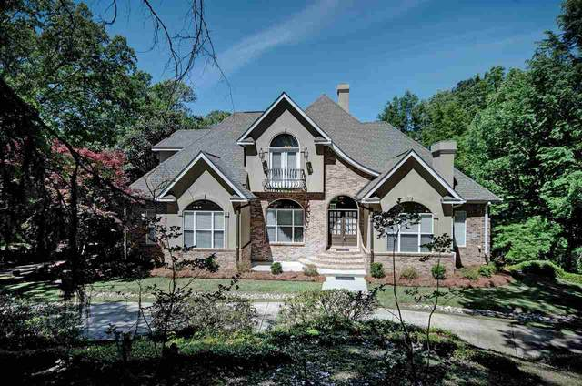 311 Warwick Rd, Clinton, MS 39056 (MLS #329579) :: Mississippi United Realty