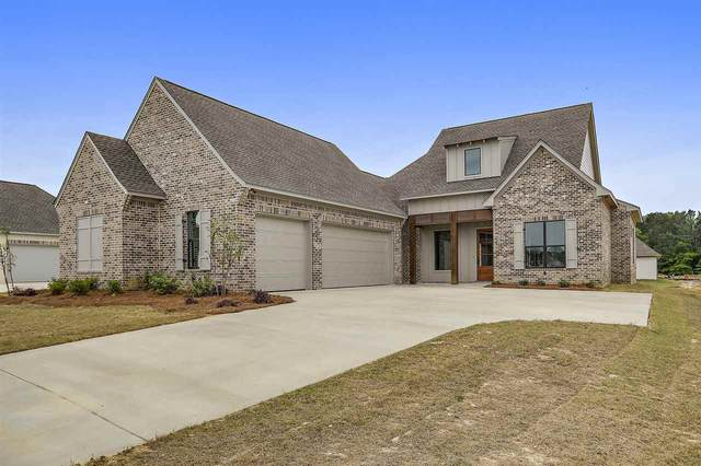 209 Reservoir Way, Brandon, MS 39047 (MLS #329610) :: RE/MAX Alliance
