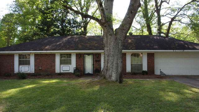 1441 Wooddell Dr, Jackson, MS 39212 (MLS #329621) :: List For Less MS