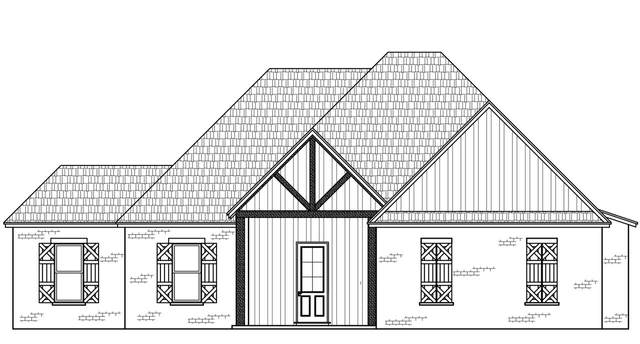 608 Conti Dr, Brandon, MS 39042 (MLS #329783) :: List For Less MS