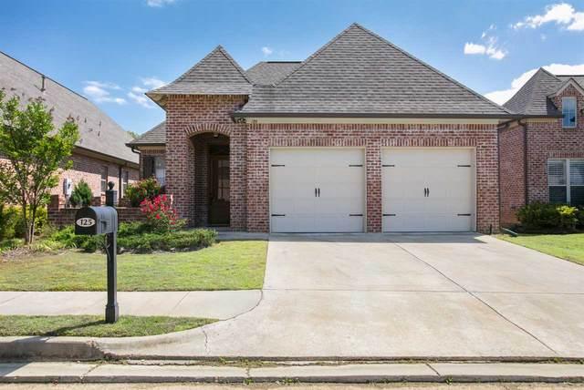125 Salvo Dr, Ridgeland, MS 39157 (MLS #329812) :: Three Rivers Real Estate