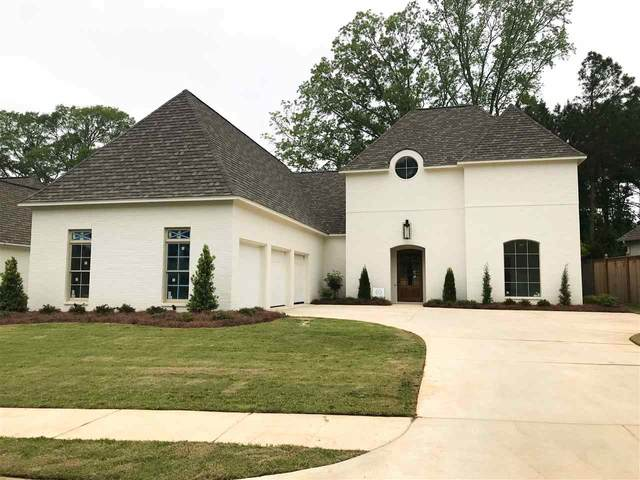 119 Heron's Landing, Ridgeland, MS 39157 (MLS #329878) :: RE/MAX Alliance