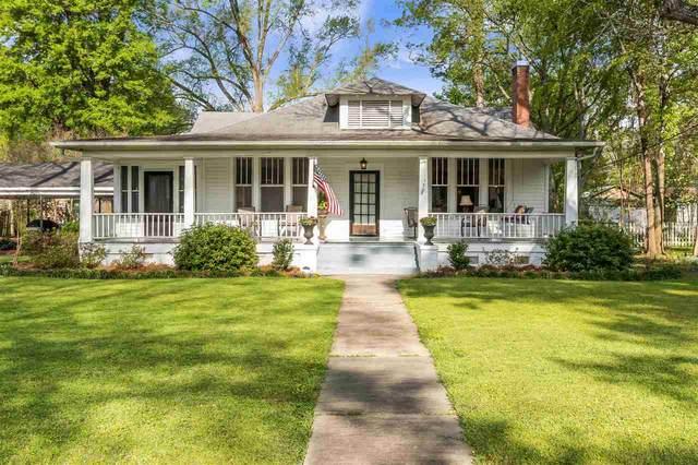 1703 Grand Ave, Yazoo City, MS 39194 (MLS #330038) :: RE/MAX Alliance