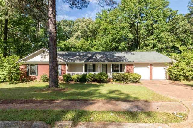 205 Winding Hills Dr, Clinton, MS 39056 (MLS #330039) :: RE/MAX Alliance