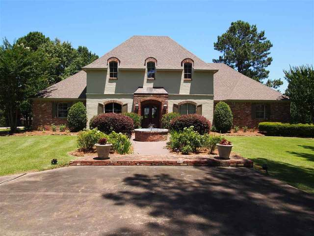 180 Johnstone Dr, Madison, MS 39110 (MLS #330185) :: Exit Southern Realty