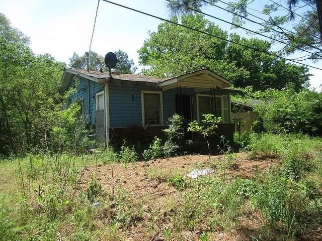 1268 Gatemouth Moore Rd, Yazoo City, MS 39194 (MLS #330195) :: RE/MAX Alliance