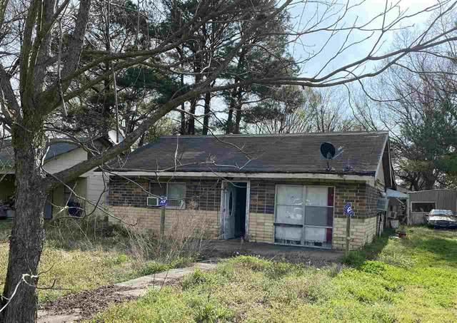 1408 Ridgecrest Ave, Yazoo City, MS 39194 (MLS #330213) :: RE/MAX Alliance
