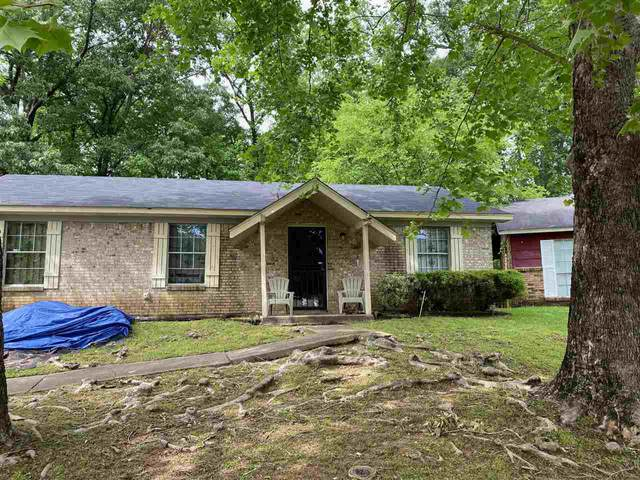 1736 Brookhollow Cir, Jackson, MS 39212 (MLS #330330) :: RE/MAX Alliance