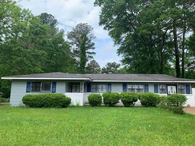 333 Queen Isabella Ln, Jackson, MS 39209 (MLS #330374) :: Three Rivers Real Estate