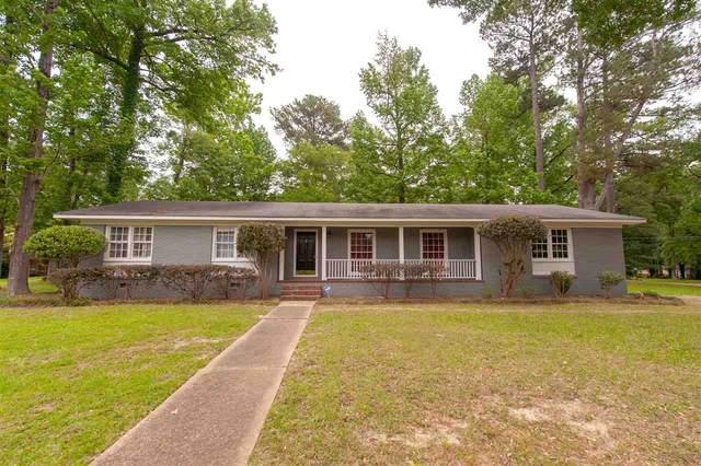 1006 Fairfax Cir, Jackson, MS 39211 (MLS #330428) :: Three Rivers Real Estate