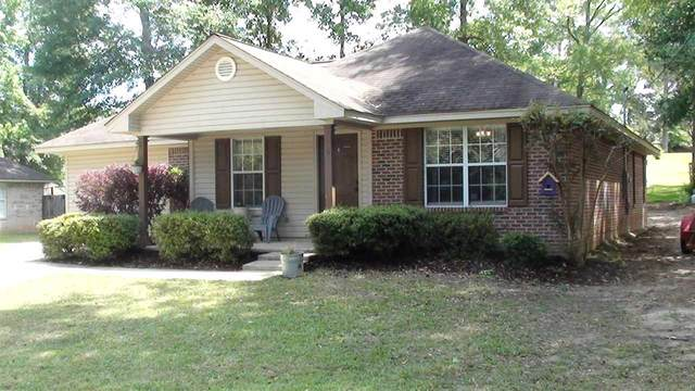 1405 Frances Ave, Magee, MS 39111 (MLS #330457) :: Three Rivers Real Estate