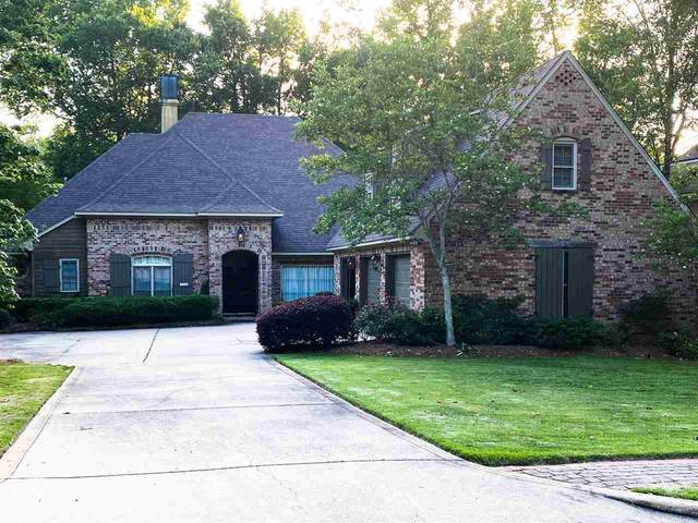 140 Oakhurst Trail, Ridgeland, MS 39157 (MLS #330506) :: RE/MAX Alliance
