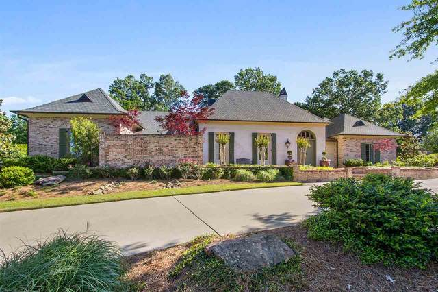 114 Woodmont Way, Ridgeland, MS 39157 (MLS #330540) :: RE/MAX Alliance
