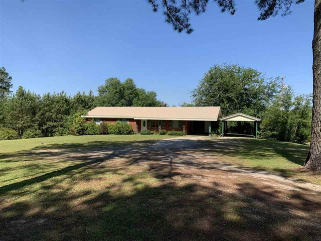 668 Old Gilmer Rd, Taylorsville, MS 39168 (MLS #330571) :: RE/MAX Alliance