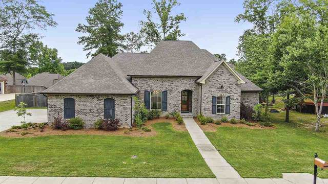 214 Iron Horse Station, Brandon, MS 39042 (MLS #330594) :: Exit Southern Realty