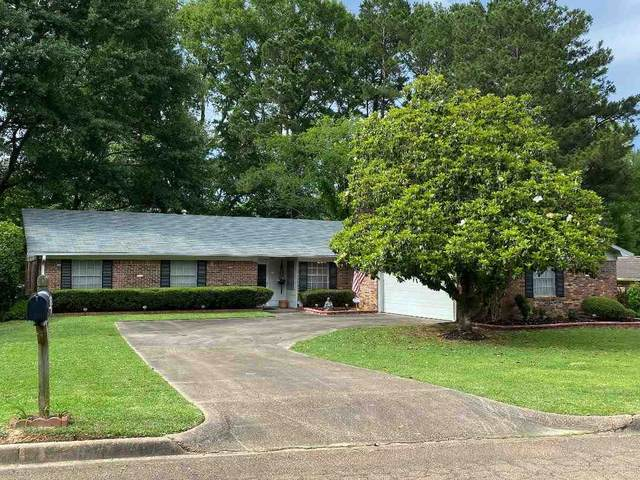 1705 Tanglewood Dr, Clinton, MS 39056 (MLS #330636) :: RE/MAX Alliance