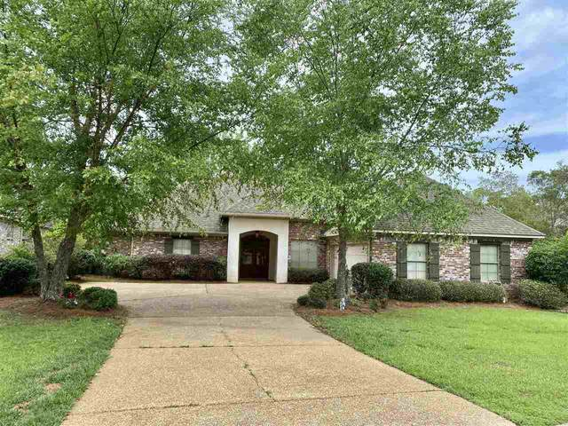 857 Wellington Way, Madison, MS 39110 (MLS #330645) :: Three Rivers Real Estate