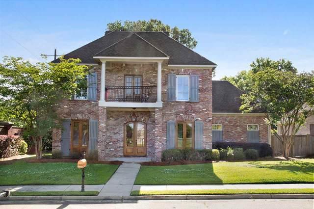 100 Charlestowne Sq, Madison, MS 39110 (MLS #330657) :: Three Rivers Real Estate