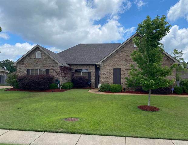 341 Towne St, Brandon, MS 39042 (MLS #330695) :: List For Less MS