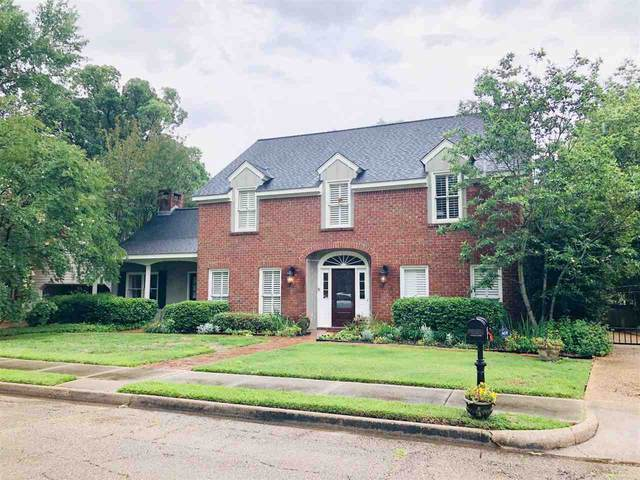 45 Moss Forest Cir, Jackson, MS 39211 (MLS #330701) :: RE/MAX Alliance