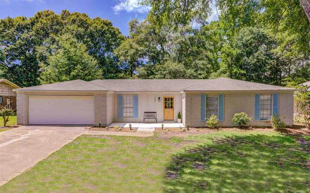 1223 Canterbury Ln, Clinton, MS 39056 (MLS #330730) :: RE/MAX Alliance
