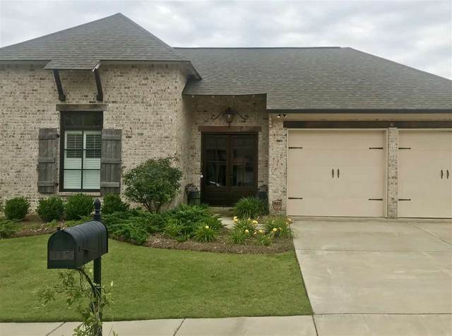 115 Hampton Chase, Madison, MS 39110 (MLS #330736) :: Three Rivers Real Estate