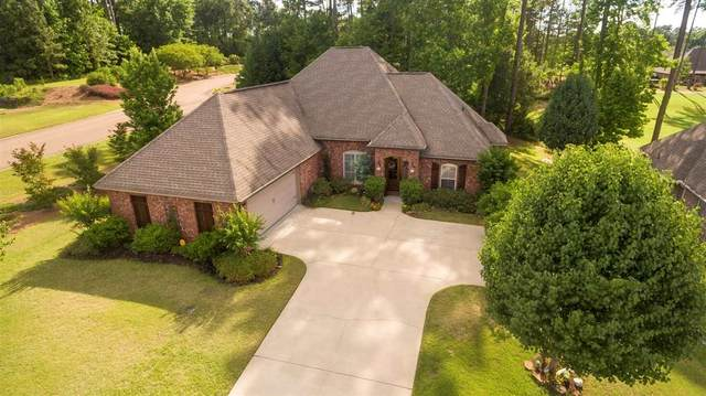 807 Willow Grande Cir, Brandon, MS 39047 (MLS #330752) :: List For Less MS