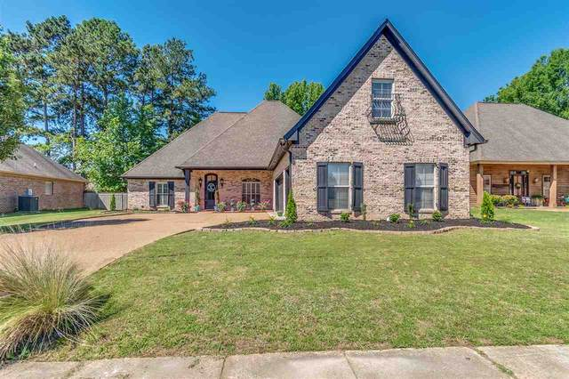 156 Willow Crest Cir, Brandon, MS 39047 (MLS #330760) :: Three Rivers Real Estate