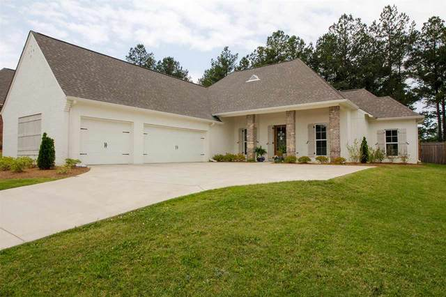 141 Stone Creek Dr, Madison, MS 39110 (MLS #330792) :: Three Rivers Real Estate