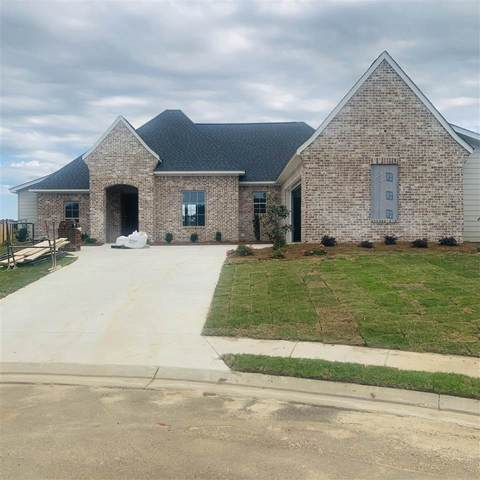 702 Queens Ct, Flowood, MS 39232 (MLS #330798) :: List For Less MS