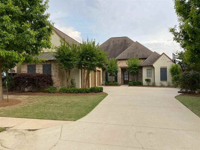 107 Bristol Dr., Madison, MS 39110 (MLS #330854) :: List For Less MS