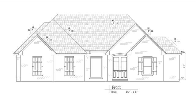 604 Conti Dr, Brandon, MS 39042 (MLS #330860) :: List For Less MS