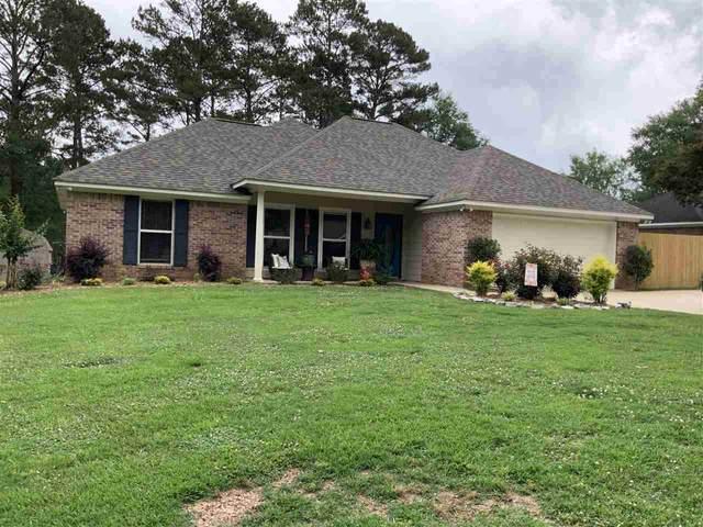 25 SE Circle Dr, Magee, MS 39111 (MLS #330944) :: Three Rivers Real Estate