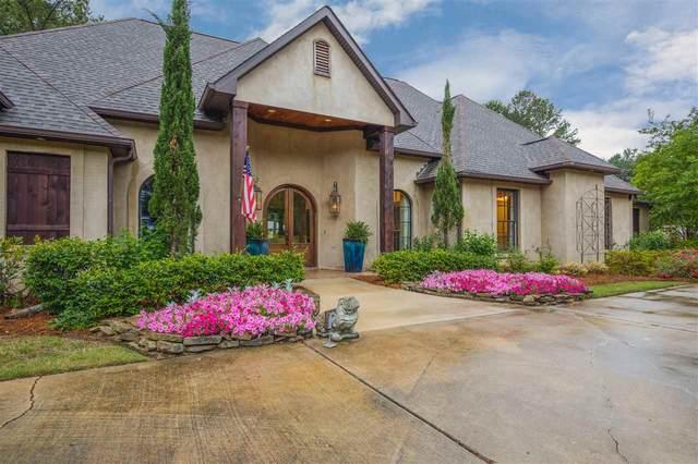 111 Livingston Dr, Madison, MS 39110 (MLS #330996) :: Three Rivers Real Estate