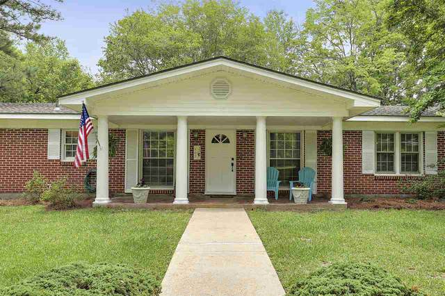 102 Northcliff Dr, Jackson, MS 39211 (MLS #331014) :: Three Rivers Real Estate