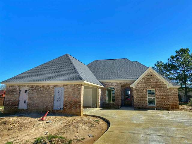 413 Duke Ct, Flowood, MS 39232 (MLS #331055) :: Three Rivers Real Estate