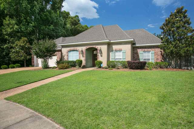 606 Providence Cv, Brandon, MS 39042 (MLS #331061) :: Three Rivers Real Estate