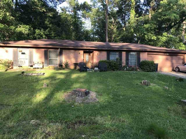 1732 South Haven Cir, Jackson, MS 39204 (MLS #331083) :: Three Rivers Real Estate