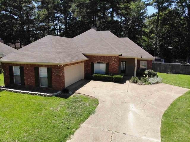 607 Muirwood Cir, Ridgeland, MS 39157 (MLS #331133) :: Three Rivers Real Estate