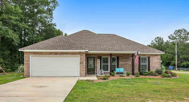 1007 SE 2ND ST, Magee, MS 39111 (MLS #331161) :: Exit Southern Realty